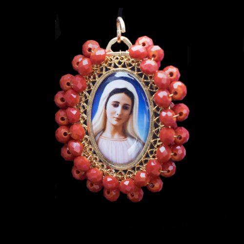 Virgen Medjugorje
