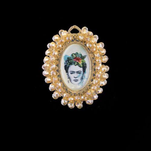 Medalla Frida Mediana
