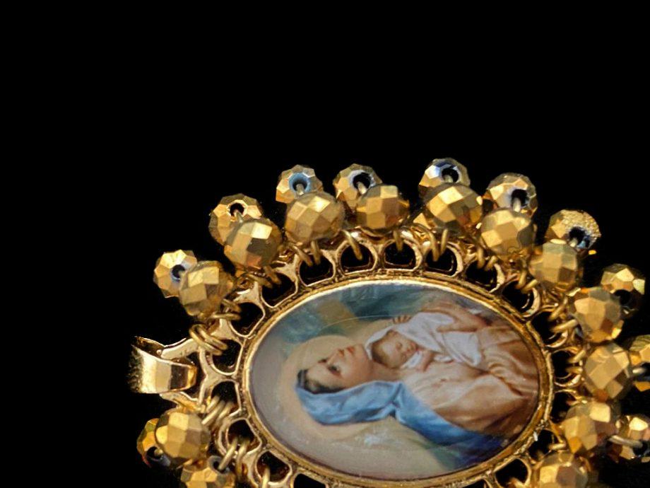 Virgen con niño 2