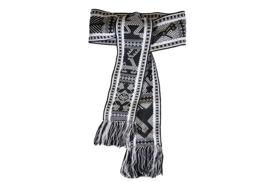 Cinturón de telar Oxaquenõ (Ancho y largo especial)