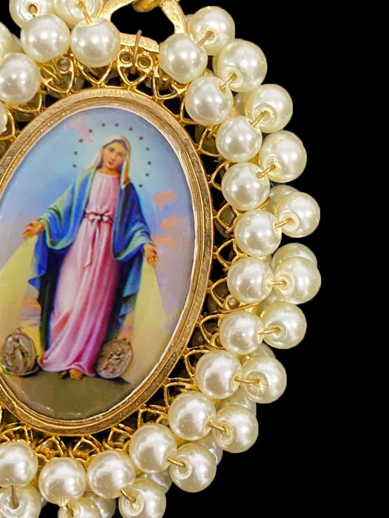 Virgen Milagrosa 2