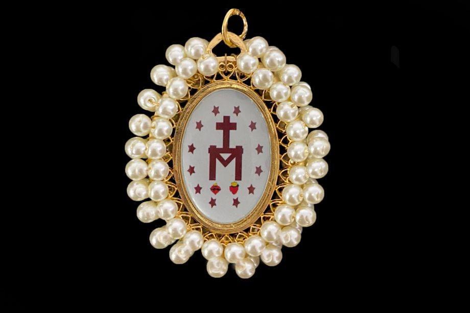 Virgen Milagrosa 3