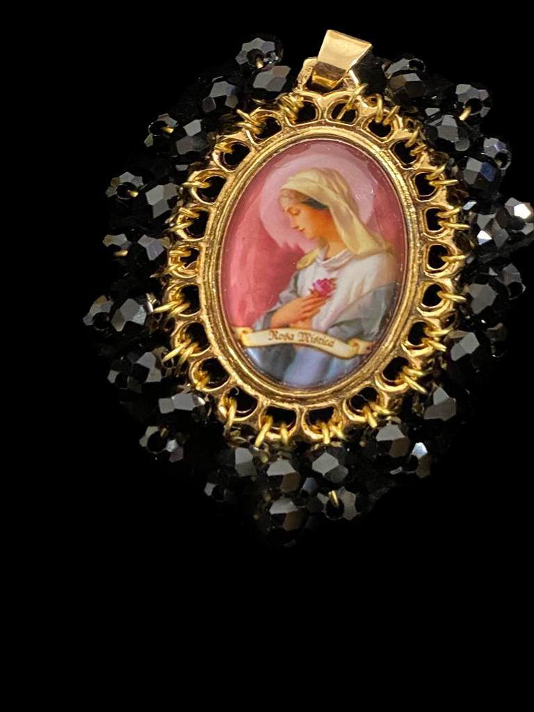 Virgen Rosa Mistica 2